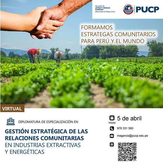 Gestión Estratégica de las relaciones comunitarias en industrias extractivas y energéticas