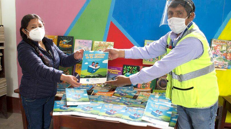 Pan American Silver y UGEL Sánchez Carrión publican cuentos escritos por niños de 14 caseríos de La Libertad